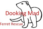 Dooking Mad Ferret Rescue UK Logo